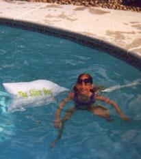 The Slime Bag Pool Filter